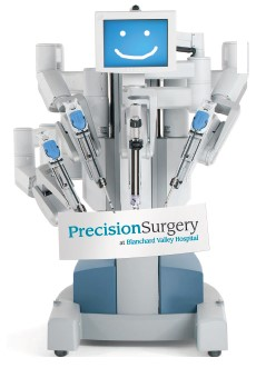 Image of Surgical Robot