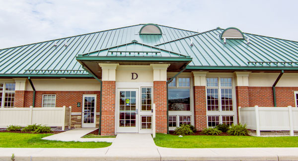 Exterior shot of Orthopedics and Sports Medicine